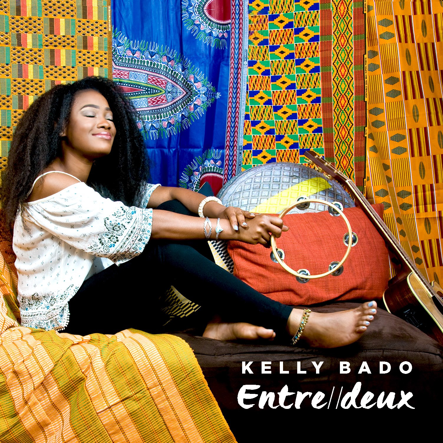 Kelly Bado - Entre deux EP Album